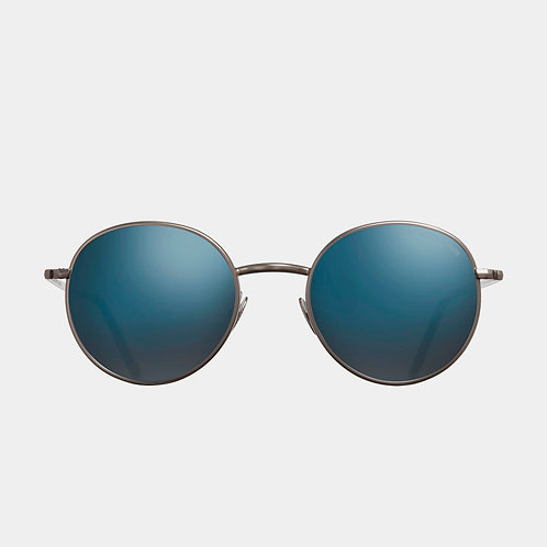 Cutler & Gross Sunglasses 1315-01 Blue Silver luxury eyewear shop online Karybu