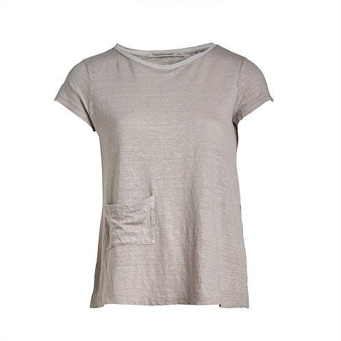 Transit Patch Pocket T-shirt - Stone women luxury fashion spring summer 20 shop online Karybu