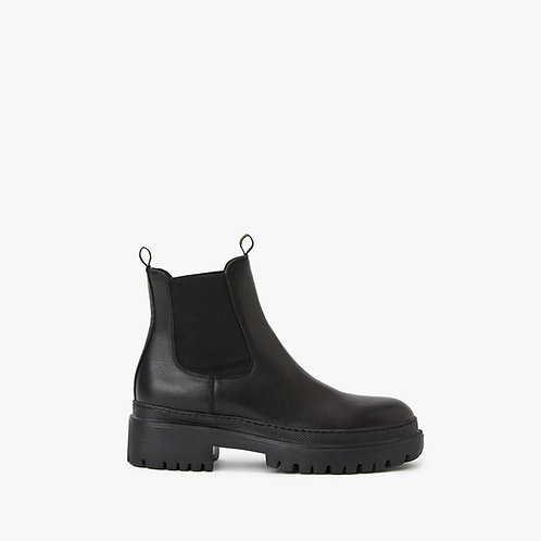 Leather Beatle Biker Boots Liviana Conti luxury high end fashion karybu shop online