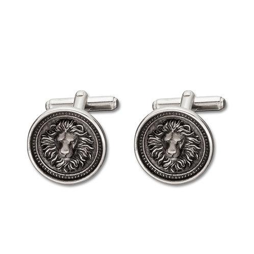 Loewenkind Cufflinks Silver