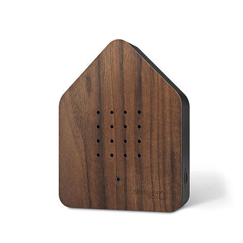 Zwitscherbox Sound-Motion Sensor Walnut/Black luxury interior Karybu shop online