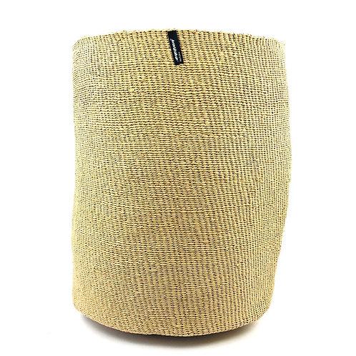 Mifuko One Colour Basket Kiondo XXL Natural Luxury interior accessories natural Karybu concept store shop online