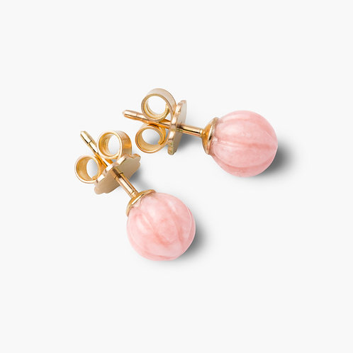Sophistiquee Earrings No1 Rosegold & Andean Opal