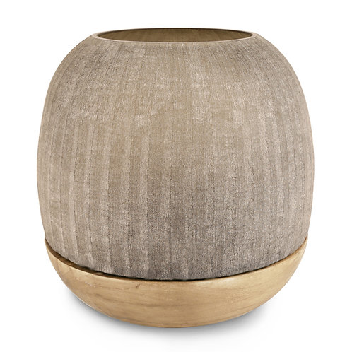 Guaxs Lantern Namsam XL Sycamore/Smokegrey luxury interior furniture Tinos shop online karybu