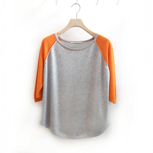 La Fée Parisienne Cashmere Sweater Yoga 3color Grey luxury highend fashion karybu shop online