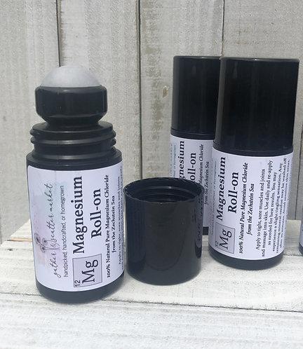 Magnesium Roll-on 2.5 OZ NT WT