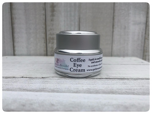 Coffee eye cream