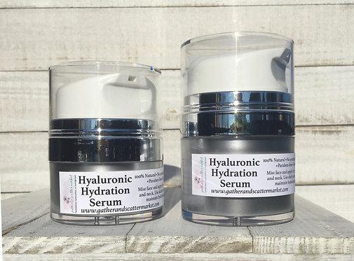 Hyaluronic Hydration Serum