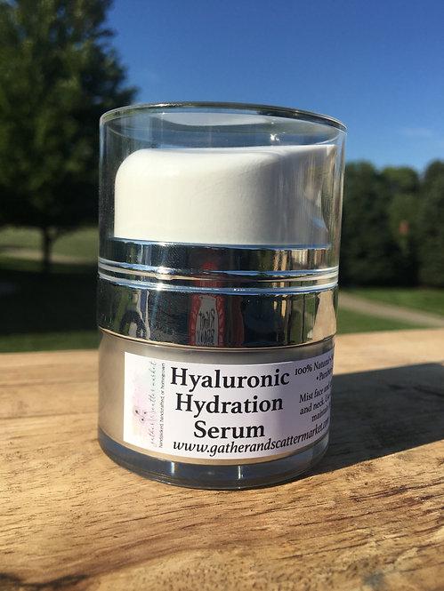 Hyaluronic Hydration Serum 30ML