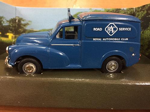 RAC Blue Van model