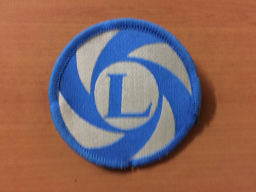 Leyland Cloth Badge