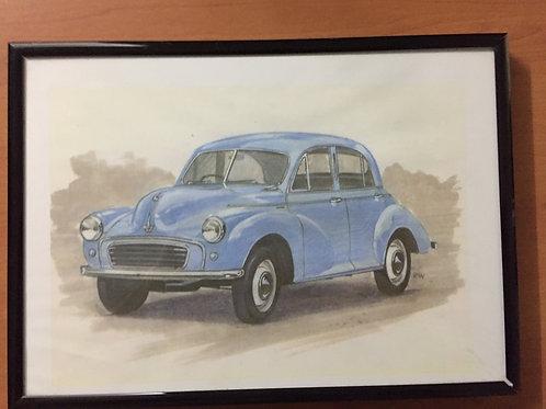 Blue Morris mid