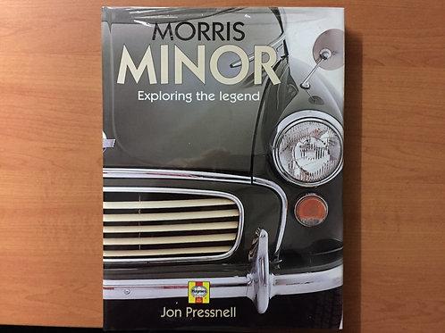 Morris Book - Exploring the Legend