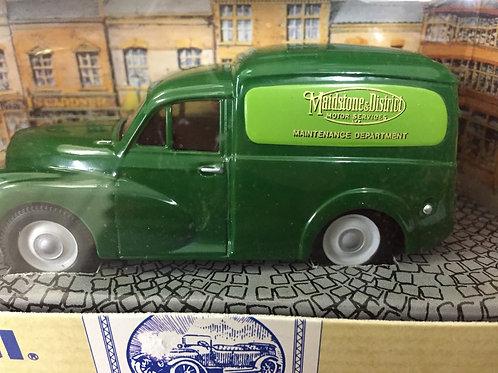 Green Maintenance Van