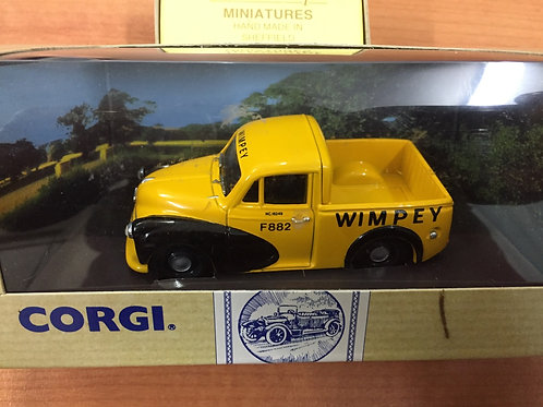 Yellow Ute -Wimpey