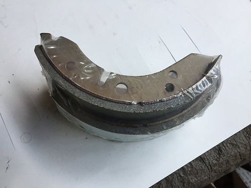 "7"" Re bonded Brake shoes - 1st over size"