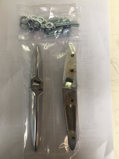 Bonnet hinges M M /Series MM  short bonnet