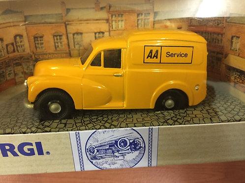 Yellow Van - AA Service