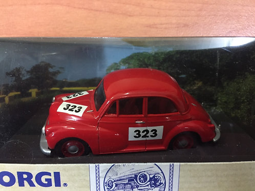 Corgi 323 Red 2 door