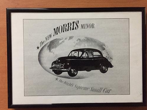 The New Morris Minor