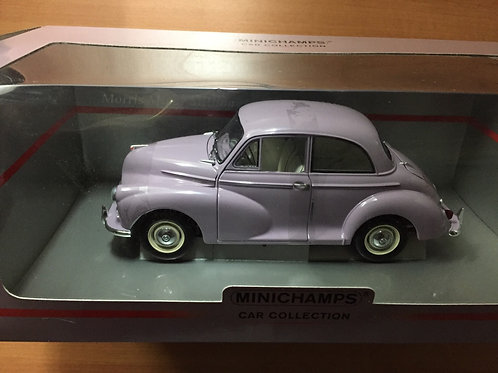 Minichamps Purple 2 door Million