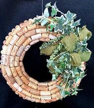 Wine Lovers' Wreath