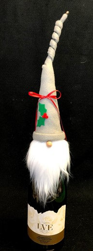 Gnome Bottle Topper