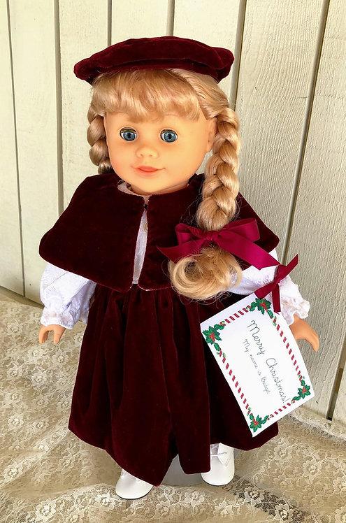 Bridget - The Ice Skating Doll