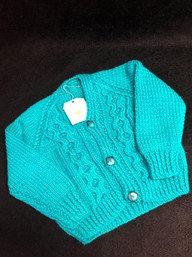 Hand-Knitted Children's Irish Sweaters