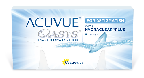 OASYS for ASTIGMATISM 6 Pack