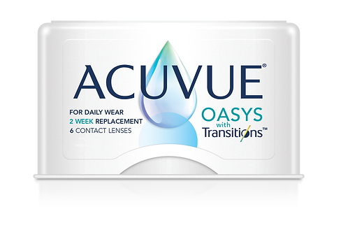 OASYS with TRANSITIONS 6 Pack