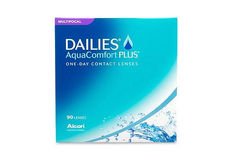 DAILIES Aqua Comfort Plus Multifocal 90 Pack