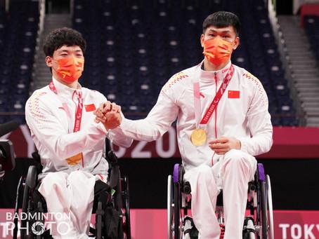 PARALYMPICS 2020 - Les Chinois grands vainqueurs, la France 5ème