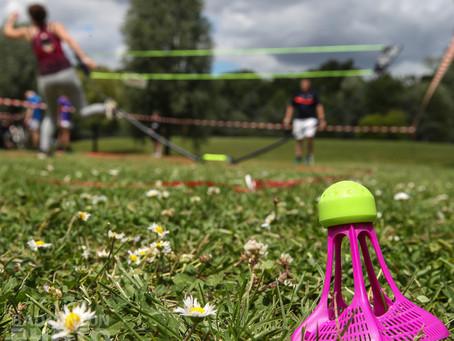 """On a essayé pour vous le """"Air Badminton"""""""