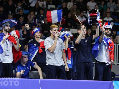 THOMAS & UBER CUP – La France a rendez-vous avec la Chine
