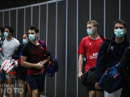 OPEN DE THAILANDE – Quelques nouvelles opportunités pour les Bleus