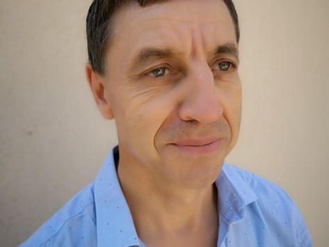 Le portrait selon Badzine de... Jean-Michel Richard