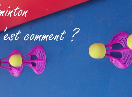 Air Badminton – Alors, c'est comment ?