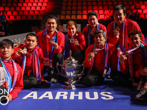 THOMAS CUP - L'Indonésie détrône la Chine