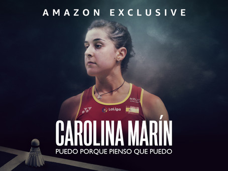 Carolina Marin - Un documentaire exceptionnel