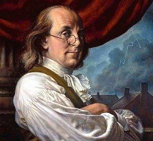 Famous Deist: Benjamin Franklin