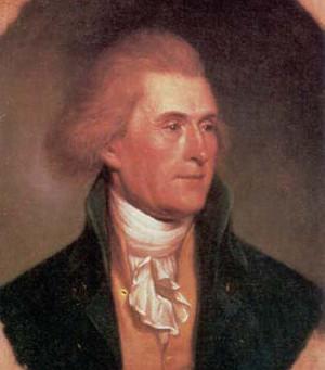 Famous Deist: Thomas Jefferson