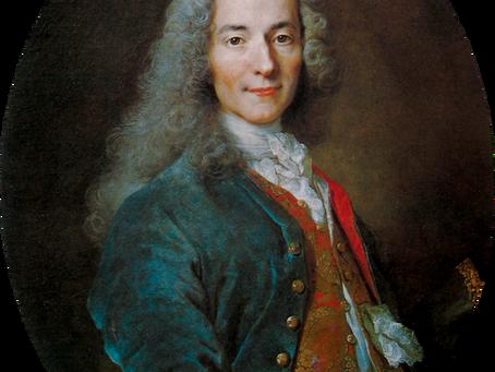 Famous Deist: Voltaire