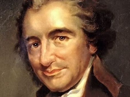 A Humorous Poem by Thomas Paine - The Monk and the Jew