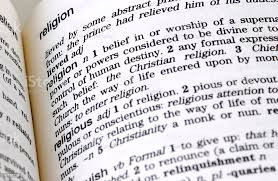 Thomas Paine on the Meaning of the Word Religion and Other Words of Uncertain Signification