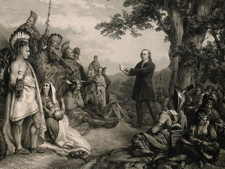 Thomas Paine on Christian Missionaries to American Indians