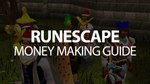 Top 11 AFK Money Making Methods on RS3