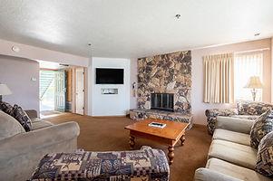 Bear peak room