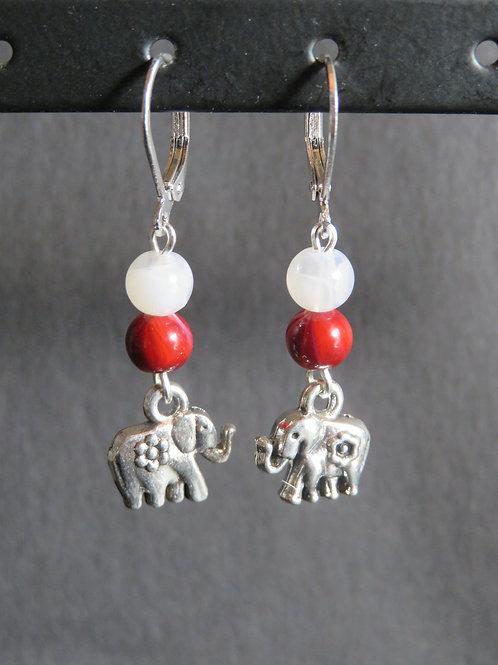 Boucles éléphants