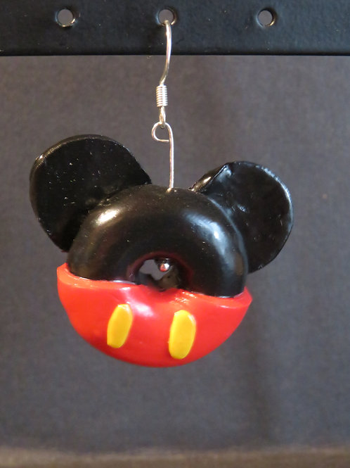 Boucle donuts Mickey